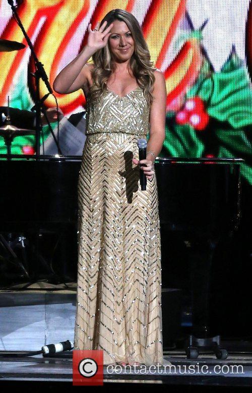 Colbie Caillat 2012 CMA Country Christmas at Bridgestone...