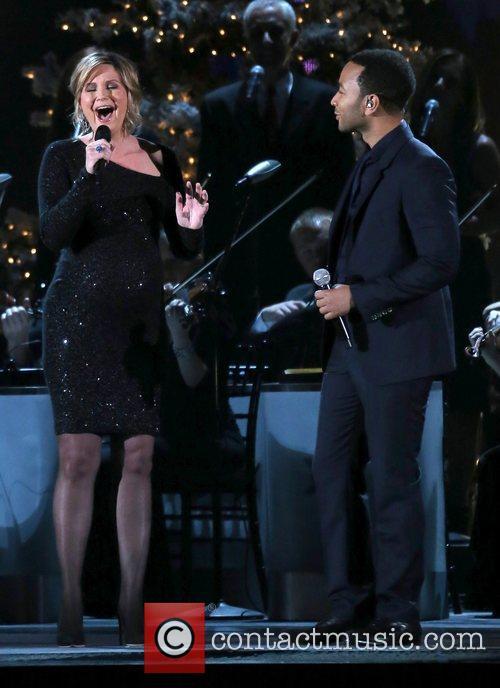 Jennifer Nettles and John Legend 5