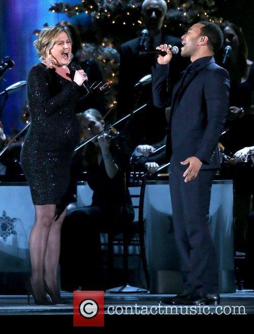 Jennifer Nettles and John Legend 1