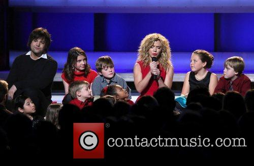 The Band Perry 2012 CMA Country Christmas at...