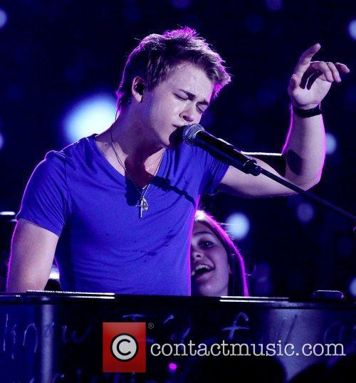 Hunter Hayes 2012 CMA Music Festival Nightly Concerts...