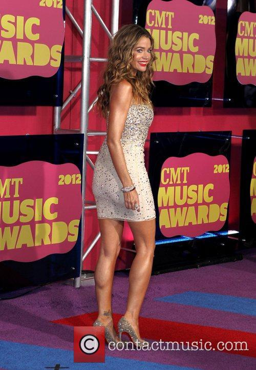 Denise Richards 2012 CMT Music Awards at The...