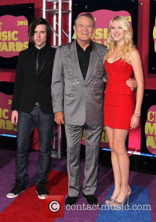 glen campbell 2012 cmt music awards at 3930809