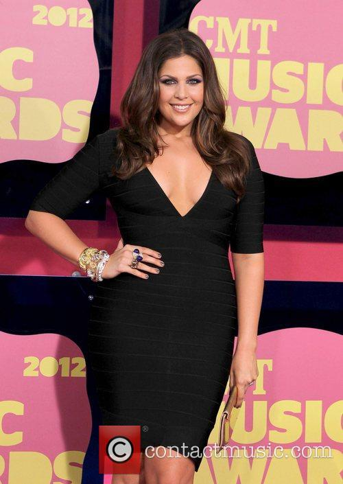 Hilary Scott 2012 CMT Music Awards at The...