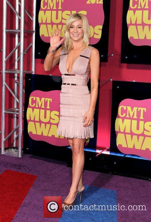 Kellie Pickler 2012 CMT Music Awards at The...