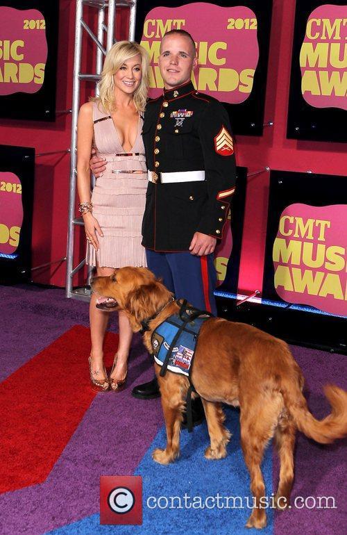 Kellie Pickler, Kyle Jacobs, Rusty 2012 CMT Music...