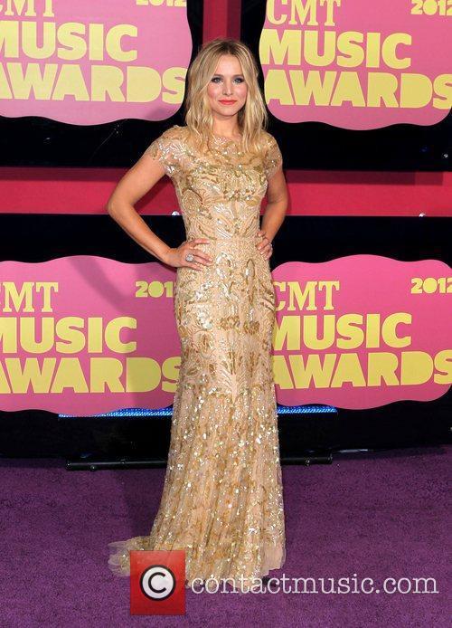 Kristen Bell 2012 CMT Music Awards at The...