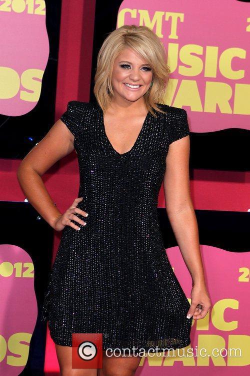 Lauren Alaina 2012 CMT Music Awards at The...