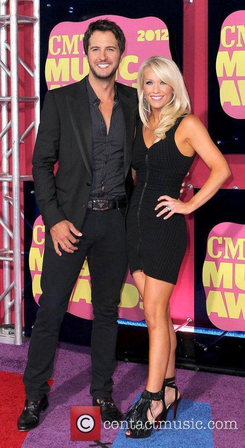 Luke Bryan 2012 CMT Music Awards at The...
