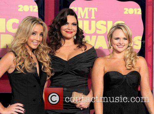 Pistol Annies 2012 CMT Music Awards at The...
