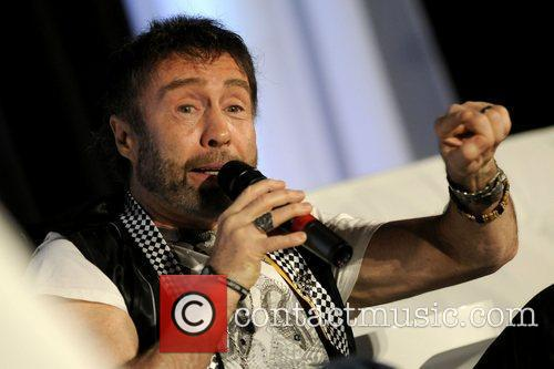 Paul Rodgers  Celebrity Interview session during the...