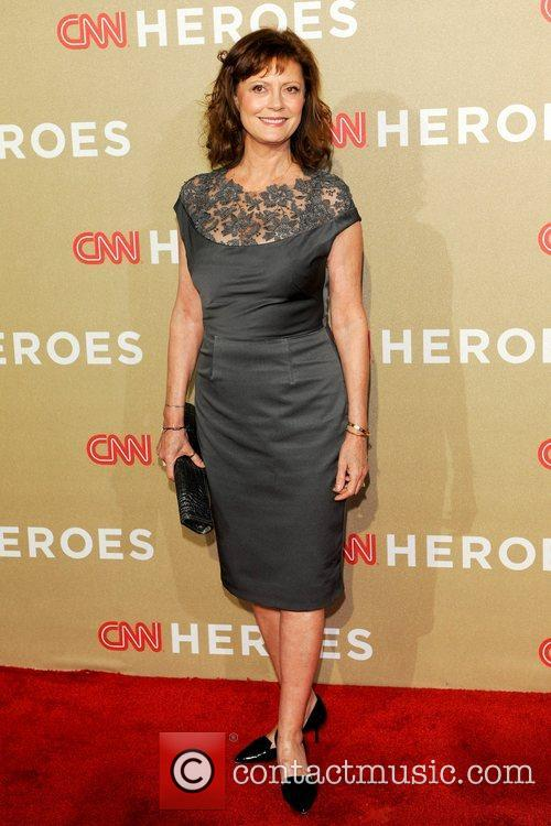 Susan Sarandon at CNN Heroes