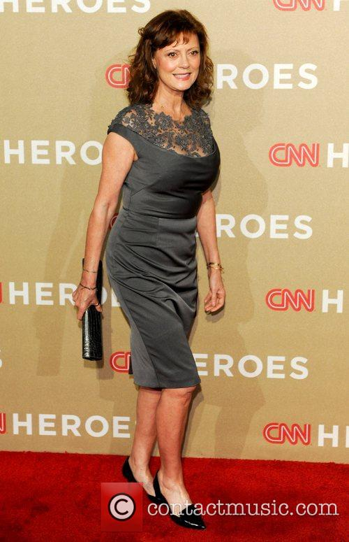 Susan Sarandon, CNN Heroes Bash