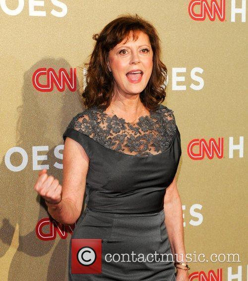 Susan Sarandon, CNN Heroes