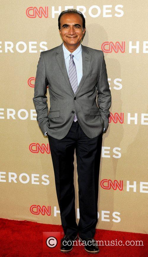 Iqbal Theba CNN Heroes: An All-Star Tribute, held...