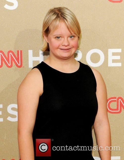 Lauren Potter CNN Heroes: An All-Star Tribute, held...