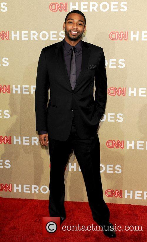 Cullen Jones CNN Heroes: An All-Star Tribute, held...