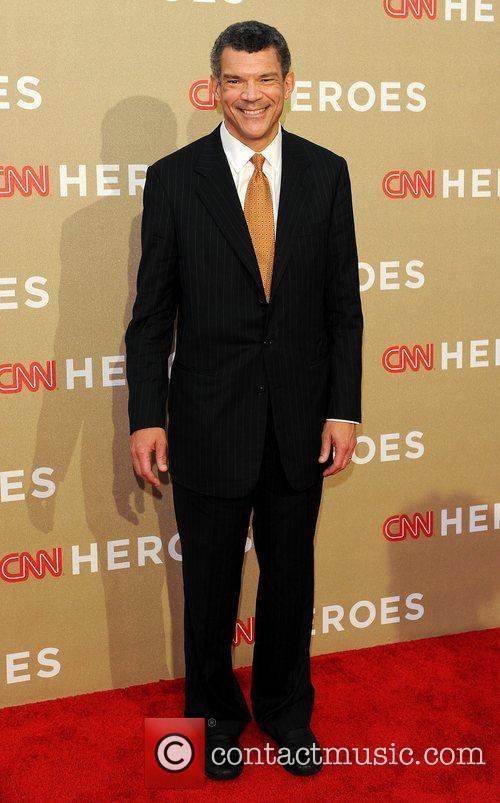 Mark Whitaker CNN Heroes: An All-Star Tribute, held...