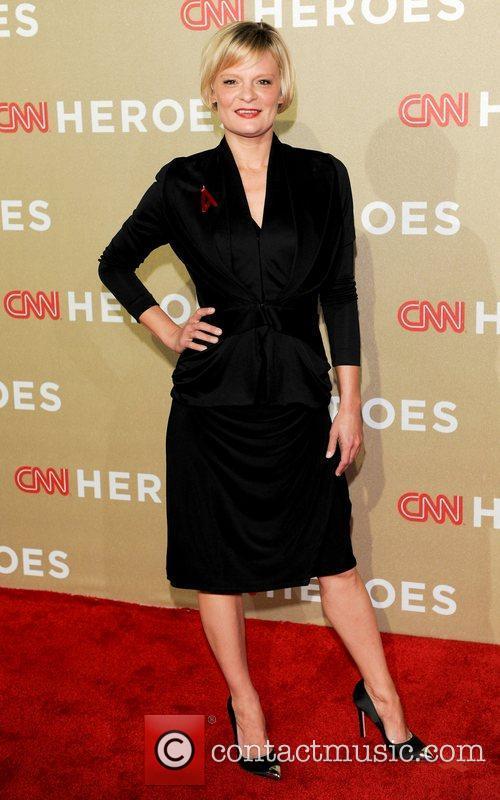 Martha Plimpton CNN Heroes: An All-Star Tribute, held...