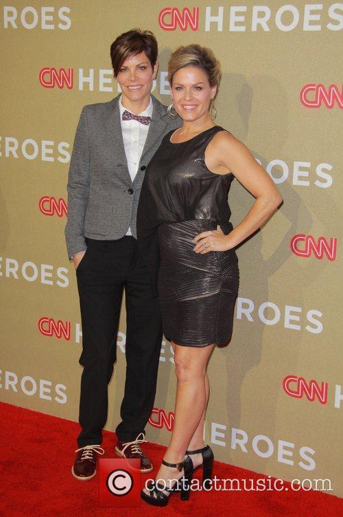 Cat Cora,  Jennifer Cora CNN Heroes: An...