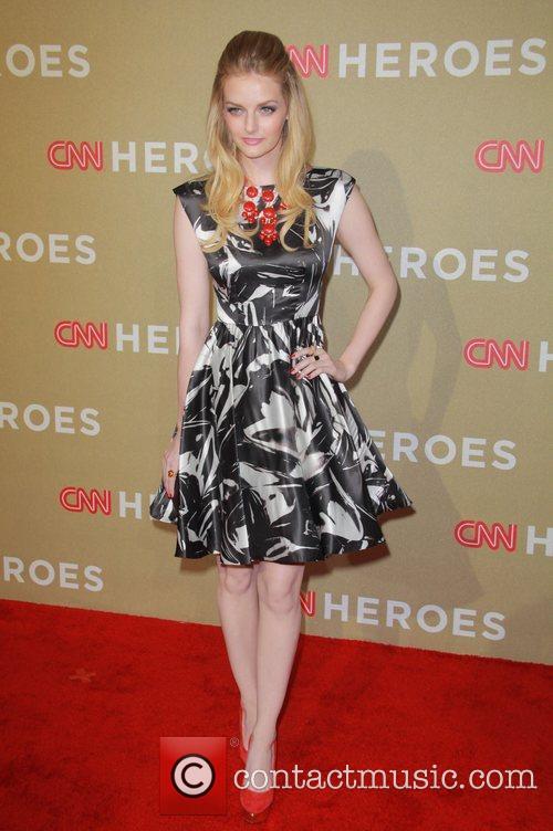 Lydia Hearst CNN Heroes: An All-Star Tribute, held...