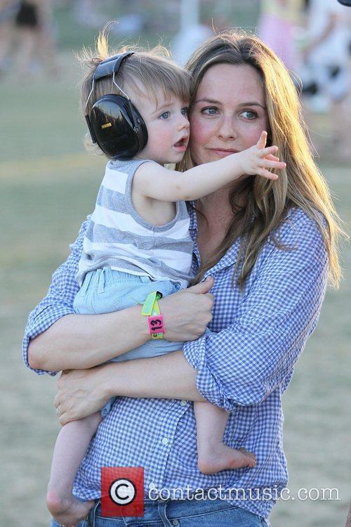 Picture - Alicia Silverstone and Coachella | Photo 2991833 ...