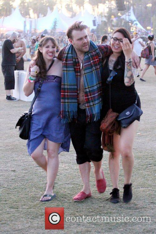 Daniel Bedingfield and Coachella 3