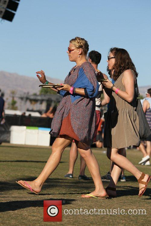 Busy Philipps and Coachella 7
