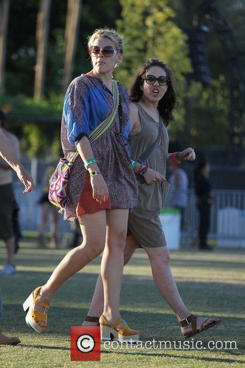 Busy Philipps and Coachella 11