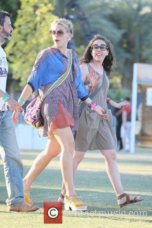 Busy Philipps and Coachella 12