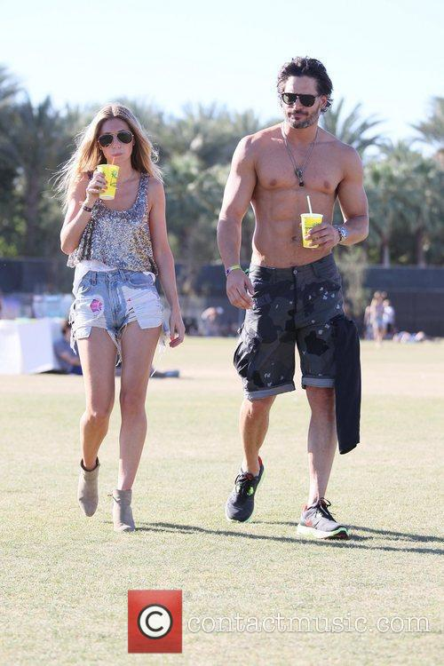 Joe Manganiello and Coachella 2