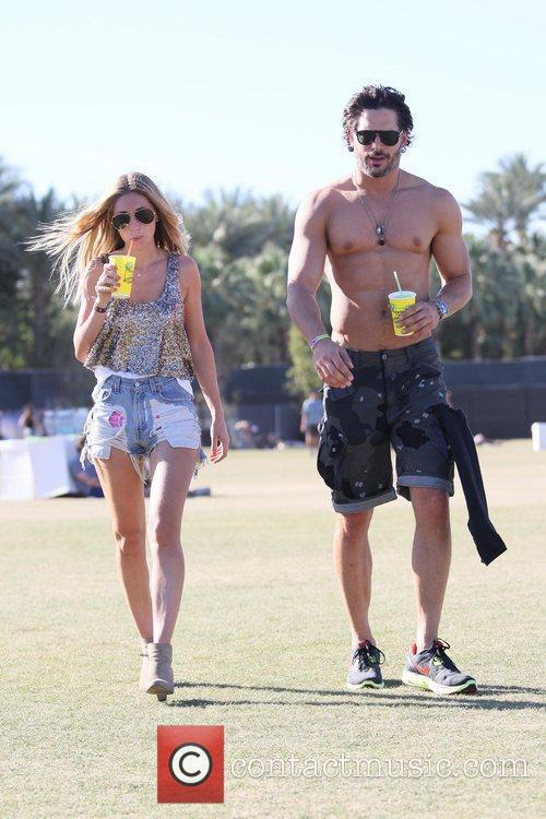 Joe Manganiello and Coachella 3