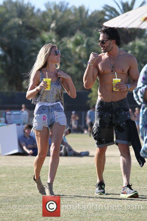 Joe Manganiello and Coachella 4