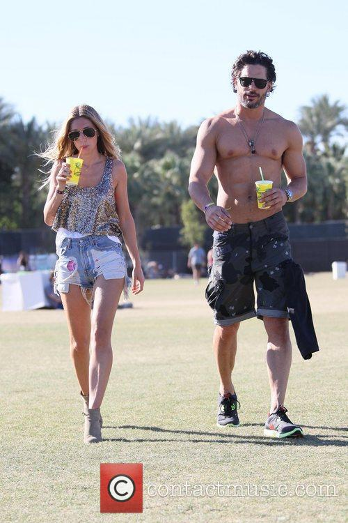 Joe Manganiello and Coachella 6
