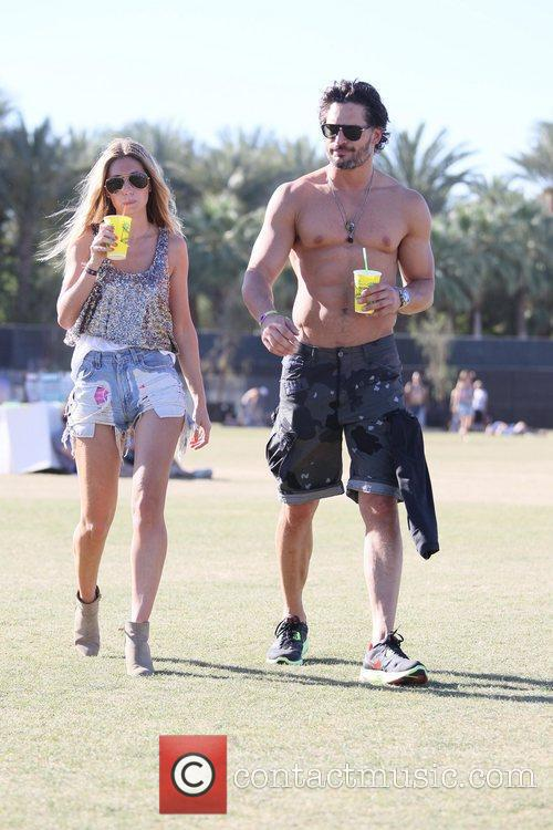 Joe Manganiello and Coachella 9