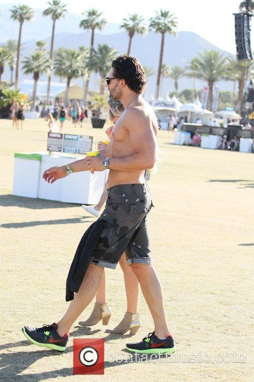 Joe Manganiello and Coachella 10