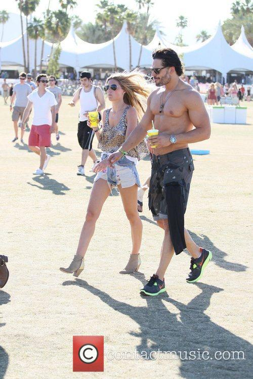 Joe Manganiello and Coachella 11