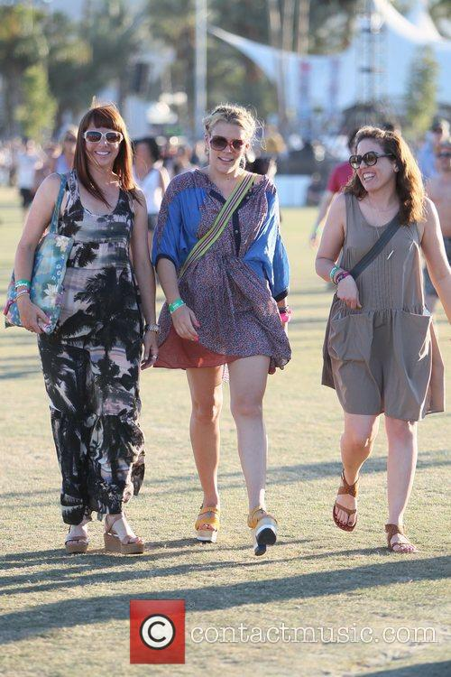 busy philipps celebrities at the 2012 coachella 3839838