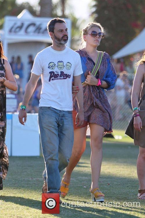 Busy Philipps and Coachella 20