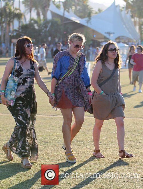 Busy Philipps and Coachella 21
