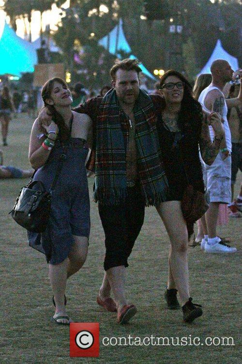 Daniel Bedingfield and Coachella 7
