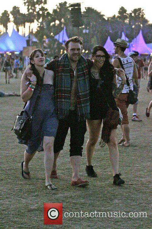 Daniel Bedingfield and Coachella 11