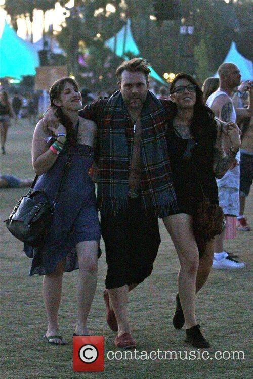 Daniel Bedingfield, Coachella