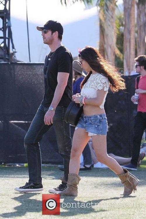 Dylan Mcdermott and Coachella 2