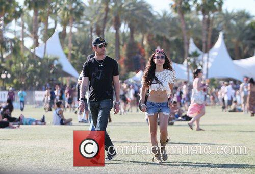 Dylan Mcdermott and Coachella 3