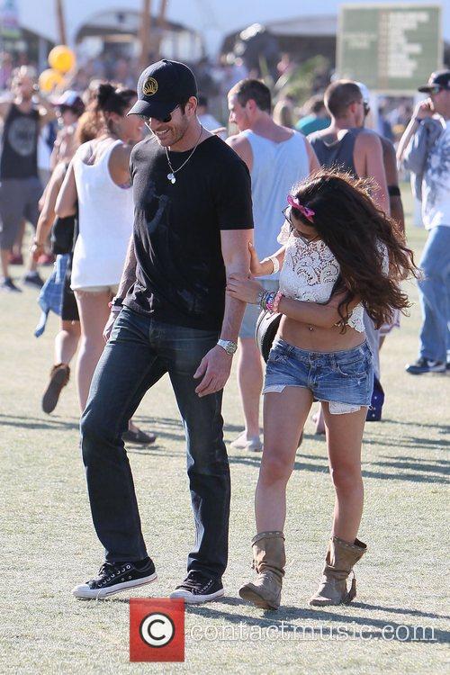 Dylan Mcdermott and Coachella 4