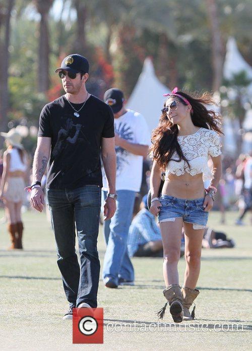 Dylan Mcdermott and Coachella 6