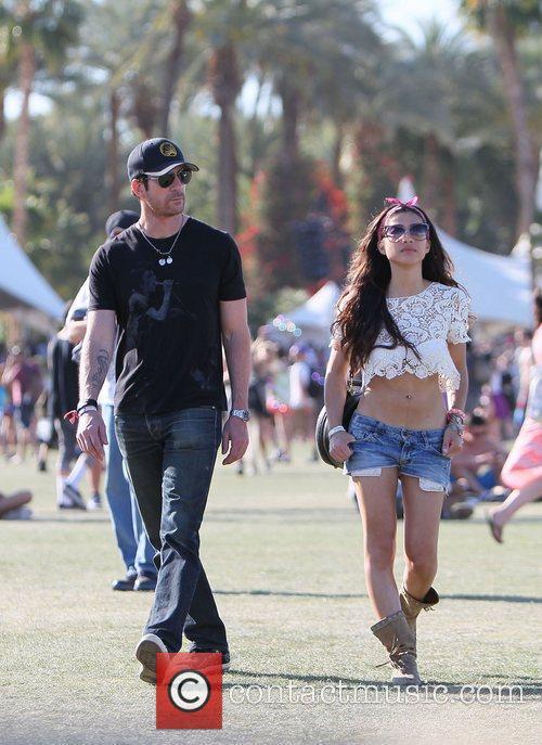 Dylan Mcdermott and Coachella 7