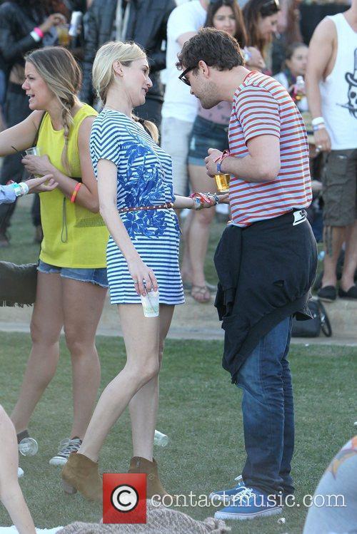 Diane Kruger, Joshua Jackson and Coachella 11