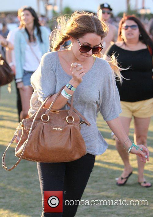 Lauren Conrad and Coachella 5